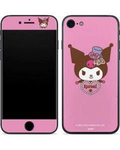 Kuromi Mischievous iPhone SE Skin