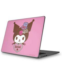 Kuromi Mischievous Apple MacBook Pro 17-inch Skin