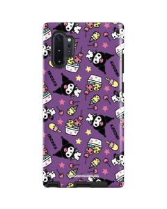 Kuromi Pattern Galaxy Note 10 Plus Pro Case
