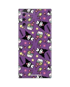 Kuromi Pattern Galaxy Note 10 Skin