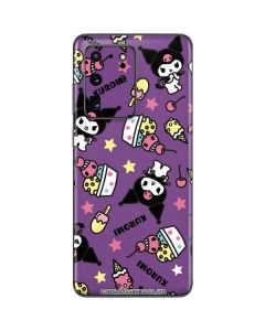 Kuromi Pattern Galaxy S20 Ultra 5G Skin