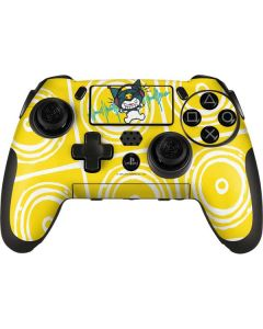 Kuromi Rocker Girl Yellow Stereos PlayStation Scuf Vantage 2 Controller Skin