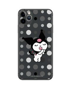 Kuromi Singing iPhone 11 Pro Max Skin