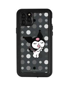 Kuromi Singing iPhone 11 Pro Max Waterproof Case