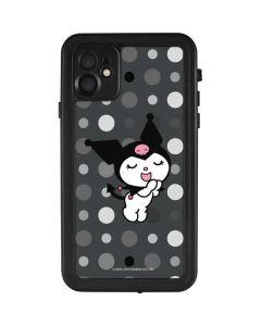 Kuromi Singing iPhone 11 Waterproof Case