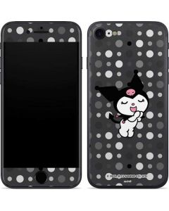 Kuromi Singing iPhone SE Skin