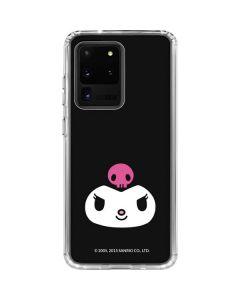 Kuromi Skull Galaxy S20 Ultra 5G Clear Case