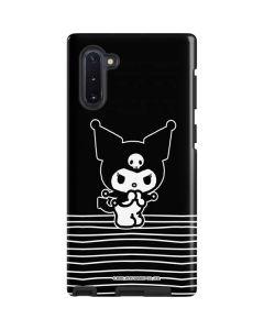 Kuromi Stripes Galaxy Note 10 Pro Case