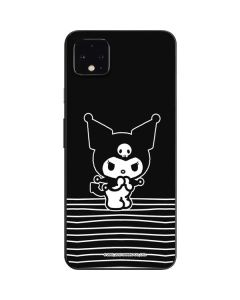 Kuromi Stripes Google Pixel 4 XL Skin
