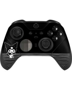 Kuromi Stripes Xbox Elite Wireless Controller Series 2 Skin