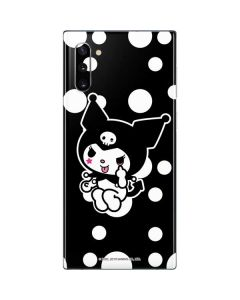Kuromi Troublemaker Galaxy Note 10 Skin