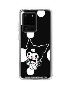 Kuromi Troublemaker Galaxy S20 Ultra 5G Clear Case