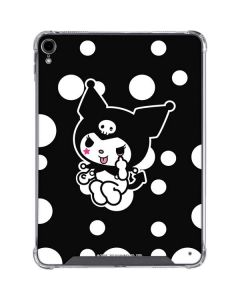 Kuromi Troublemaker iPad Pro 11in (2018-19) Clear Case