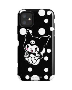 Kuromi Troublemaker iPhone 11 Impact Case