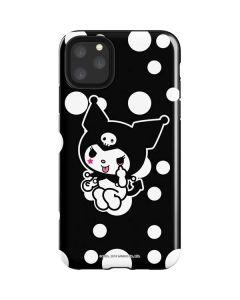 Kuromi Troublemaker iPhone 11 Pro Max Impact Case