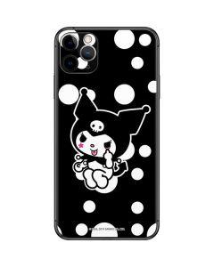 Kuromi Troublemaker iPhone 11 Pro Max Skin
