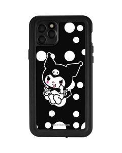 Kuromi Troublemaker iPhone 11 Pro Max Waterproof Case