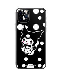 Kuromi Troublemaker iPhone 11 Pro Skin