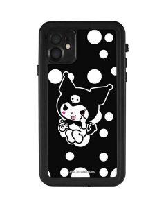 Kuromi Troublemaker iPhone 11 Waterproof Case