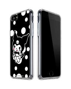 Kuromi Troublemaker iPhone SE Clear Case