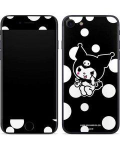Kuromi Troublemaker iPhone SE Skin