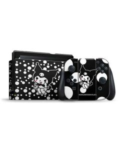 Kuromi Troublemaker Nintendo Switch Bundle Skin