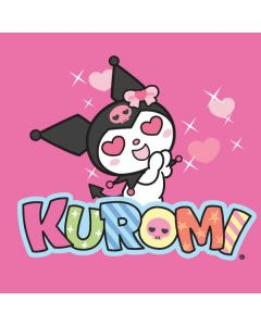 Kuromi Heart Eyes Apple TV Skin