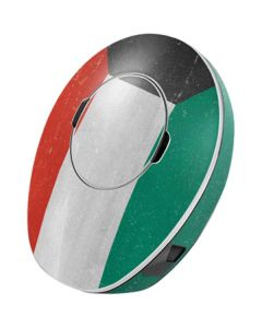 Kuwait Flag Distressed MED-EL Samba Skin