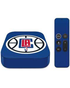 LA Clippers Large Logo Apple TV Skin