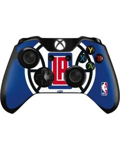 LA Clippers Large Logo Xbox One Controller Skin