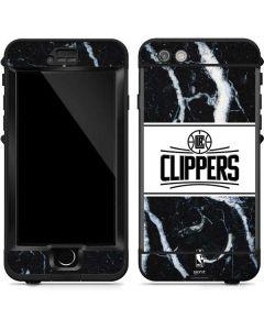 LA Clippers Marble LifeProof Nuud iPhone Skin