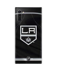 LA Kings Jersey Galaxy Note 10 Skin