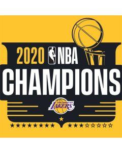 2020 NBA Champions Lakers AWS DeepRacer Skin