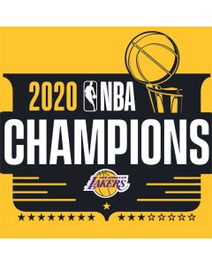 2020 NBA Champions Lakers Xbox One Console and Controller Bundle Skin
