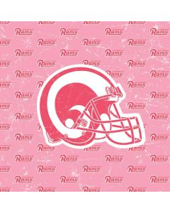 Los Angeles Rams Pink Logo Blast Galaxy S8 Plus Lite Case