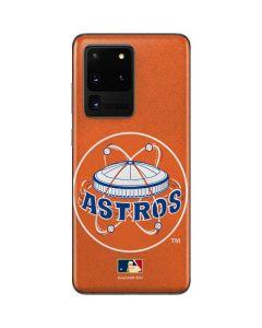 Large Vintage Astros Galaxy S20 Ultra 5G Skin
