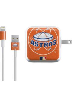 Large Vintage Astros iPad Charger (10W USB) Skin