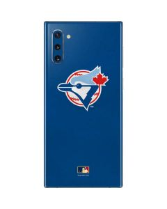 Large Vintage Blue Jays Galaxy Note 10 Skin