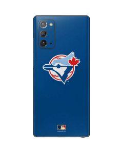 Large Vintage Blue Jays Galaxy Note20 5G Skin