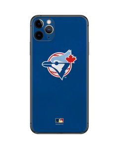 Large Vintage Blue Jays iPhone 11 Pro Max Skin