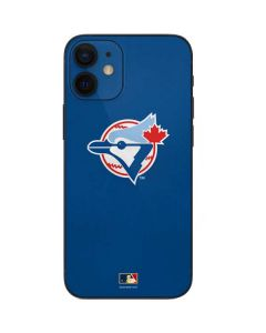 Large Vintage Blue Jays iPhone 12 Mini Skin
