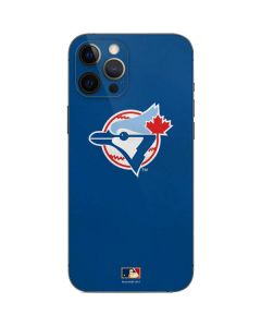 Large Vintage Blue Jays iPhone 12 Pro Skin