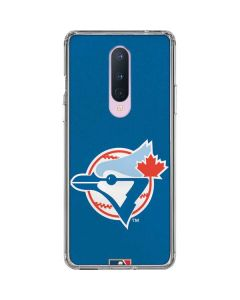 Large Vintage Blue Jays OnePlus 8 Clear Case