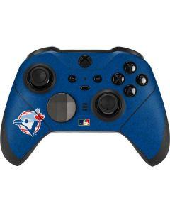 Large Vintage Blue Jays Xbox Elite Wireless Controller Series 2 Skin