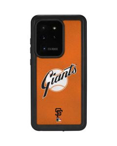 Large Vintage Giants Galaxy S20 Ultra 5G Waterproof Case