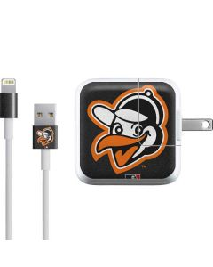 Large Vintage Orioles iPad Charger (10W USB) Skin