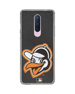 Large Vintage Orioles OnePlus 8 Clear Case