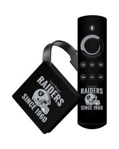 Las Vegas Raiders Helmet Amazon Fire TV Skin
