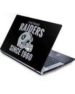 Las Vegas Raiders Helmet Generic Laptop Skin