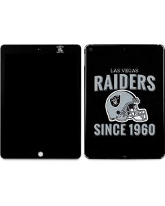 Las Vegas Raiders Helmet Apple iPad Skin